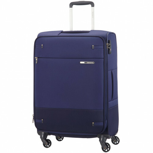 Samsonite BASE BOOST SPINNER 66 EXP, 38N-004 in de kleur 01 blue 5414847724237