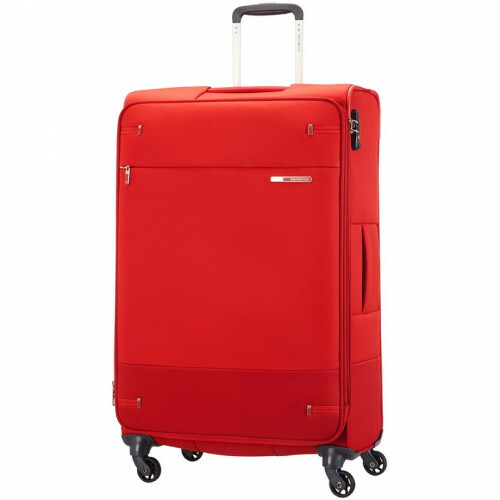Samsonite BASE BOOST SPINNER 78 EXP, 38N-005 in de kleur 00 red 5414847724282
