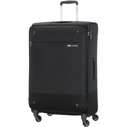 Samsonite BASE BOOST SPINNER 78 EXP, 38N-005 in de kleur 09 black 5414847724268