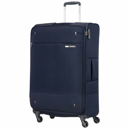 Samsonite BASE BOOST SPINNER 78 EXP, 38N-005 in de kleur 41 navy blue 5414847775055