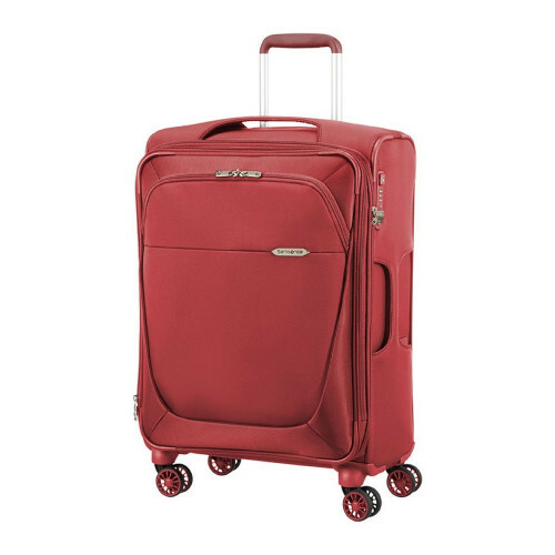Samsonite B-LITE 3 SPINNER 63, 39D-005 in de kleur 00 red 5414847563188