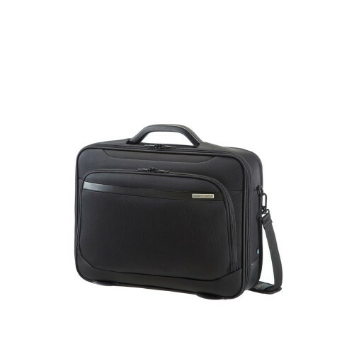 "Samsonite VECTURA OFFICE CASE PLUS 17"", 39V-003 in de kleur 09 black 5414847459979"