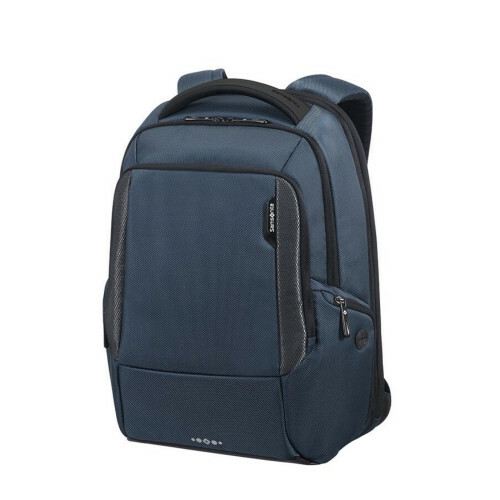 "Samsonite CITYSCAPE TECH LP BACKPACK 16"", 41D-103 in de kleur 01 space blue 5414847850172"