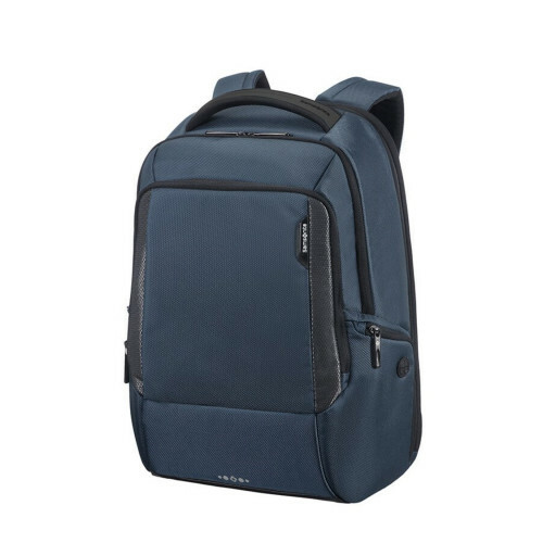 "Samsonite CITYSCAPE TECH LP BACKPACK 17"", 41D-104 in de kleur 01 space blue 5414847850189"