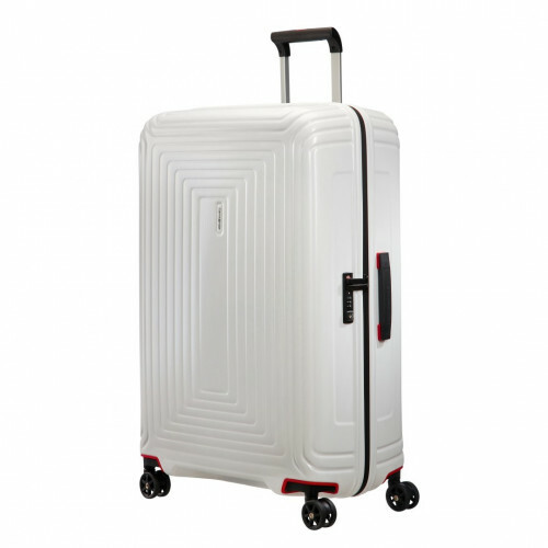 Samsonite NEOPULSE SPINNER 69, 44D-002 in de kleur 15 matte white 5414847866968