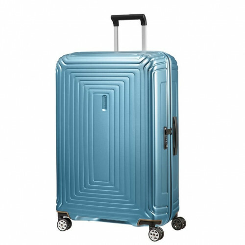 Samsonite NEOPULSE SPINNER 75, 44D-003 in de kleur 21 matte ice blue 5400520022646