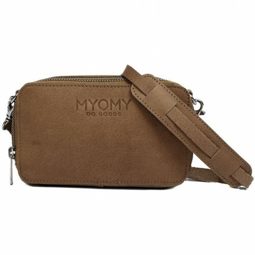 MYOMY MY BLACK BAG BOXY, 5048 in de kleur hunter original 8719075375297