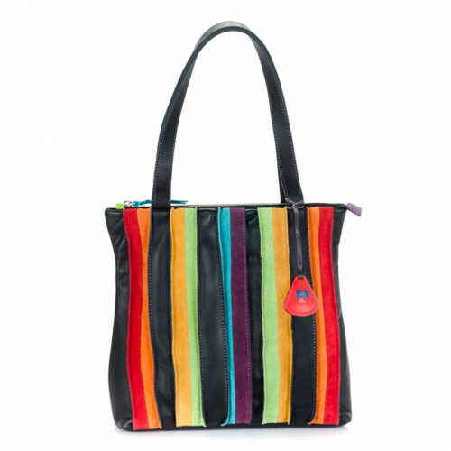 Mywalit LAGUNA SMALL SHOPPER, 607 in de kleur 3 black 5051655022164