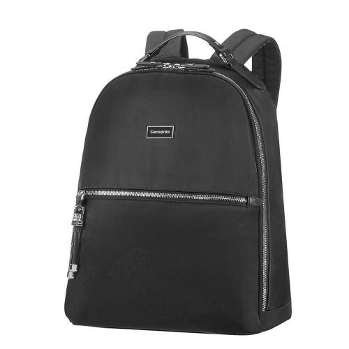 "Samsonite KARISSA BIZZ BACKPACK 14"", 60N-006 in de kleur 09 black 5414847768330"