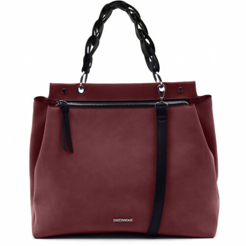 Emily & Noah Shopper, 61296 in de kleur 690 wine 4049391212568