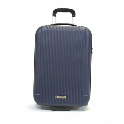 Line Travel POLYCARBONATE LEYTON, 269 in de kleur navy 8718885059731