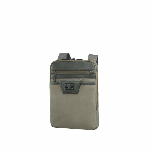 Samsonite ZENITH TABLET CROSSOVER L, 63N-002 in de kleur 03 taupe 5414847771507