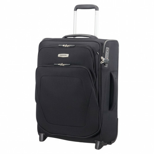 Samsonite SPARK SNG UPRIGHT 55 EXP, 65N-001 in de kleur 09 black 5414847758126
