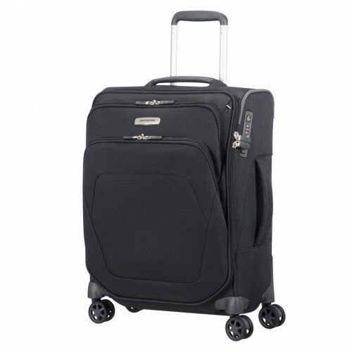 Samsonite SPARK SNG SPINNER 55 L40, 65N-004 in de kleur 09 black 5414847758249
