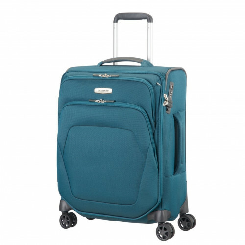 Samsonite SPARK SNG SPINNER 55 L40, 65N-004 in de kleur 11 petrol blue 5414847758263