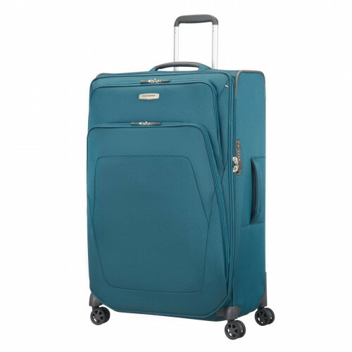 Samsonite SPARK SNG SPINNER 79 EXP, 65N-008 in de kleur 11 petrol blue 5414847758928
