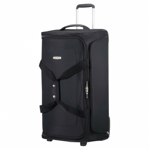 Samsonite SPARK SNG DUFFLE WHEELS 77, 65N-011 in de kleur 09 black 5414847759024