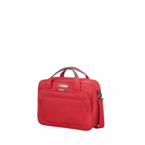 Samsonite SPARK SNG SHOULDER BAG, 65N-013 in de kleur 00 red 5414847759130