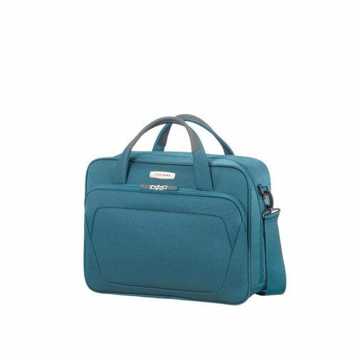 Samsonite SPARK SNG SHOULDER BAG, 65N-013 in de kleur 11 petrol blue 5414847759123