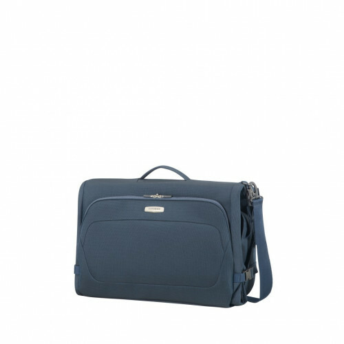 Samsonite SPARK SNG GARMENT BAG TRI-FOLD, 65N-018 in de kleur 01 blue 5414847759277