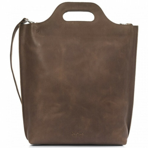 MYOMY MY CARRY BAG CARRY SHOPPER, 8024 in de kleur hunter original 8719075376157
