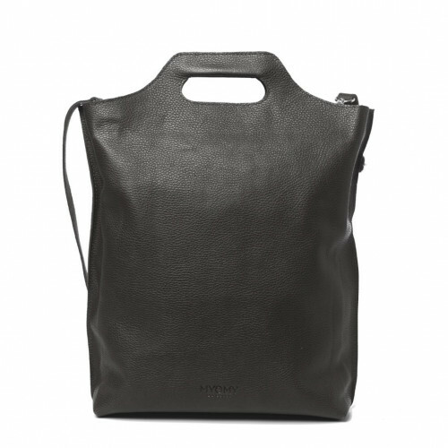 MYOMY MY CARRY BAG CARRY SHOPPER, 8024 in de kleur rambler black 8719075371619