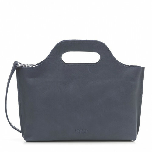 MYOMY MY CARRY BAG CARRY MINI, 8051 in de kleur blue grey 8719075376638