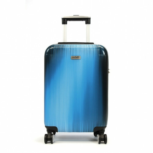 Line Travel POLYCARBONATE GENIE, 83204 in de kleur blue 8718885059588