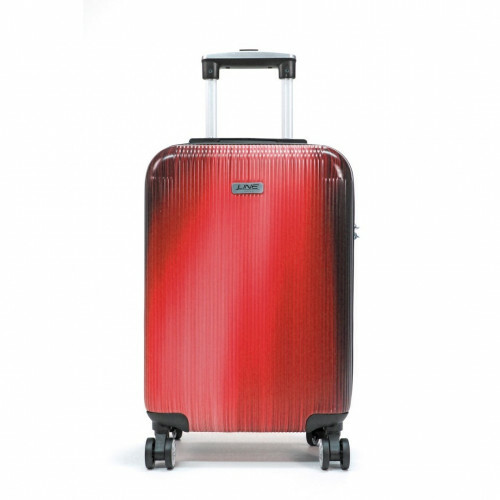 Line Travel POLYCARBONATE GENIE, 83204 in de kleur red 8718885059557