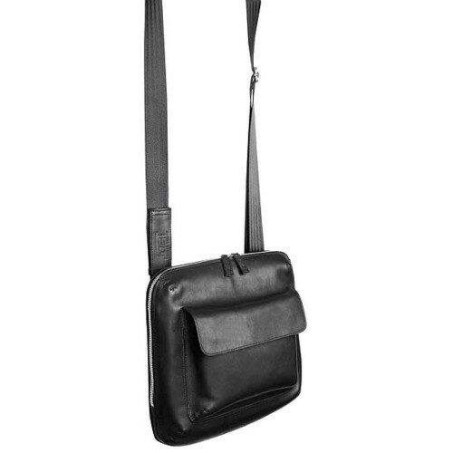 Jost FUTURA SHOULDERBAG M, 8653 in de kleur 100 mat black