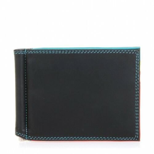 Mywalit SOFT MONEYCLIP WALL., 137 in de kleur 4 black pace 5051655022614
