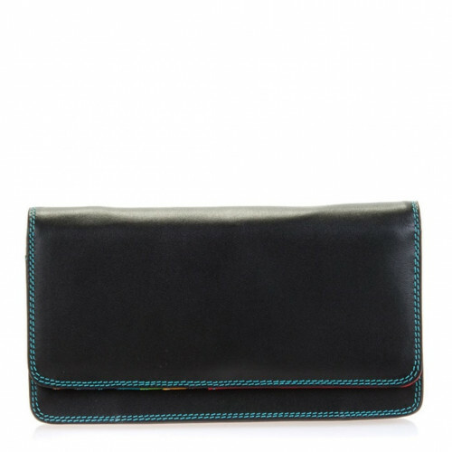 Mywalit SOFT MATINEE PURSE M, 237 in de kleur 4 black pace 5051655003538