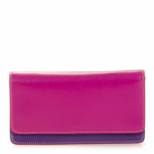 Mywalit SOFT MATINEE PURSE M, 237 in de kleur 75 sangria multi 5051655024441