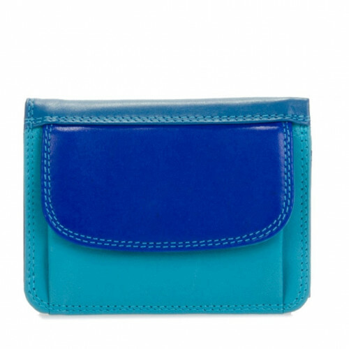 Mywalit SOFT TRIFOLD WALLET, 243 in de kleur 92 seascape 5051655037397