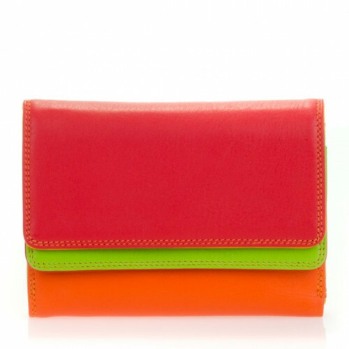 Mywalit SOFT DOUBLE FLAP PURSE, 250 in de kleur 12 jamaica 5051655004696