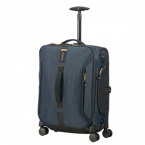 Samsonite PARADIVER LIGHT SPINNER DUFFLE 55, 01N-011 in de kleur 21 jeans blue 5414847807312