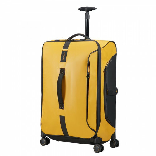 Samsonite PARADIVER LIGHT SPINNER DUFFLE 67, 01N-012 in de kleur 06 yellow 5414847807350