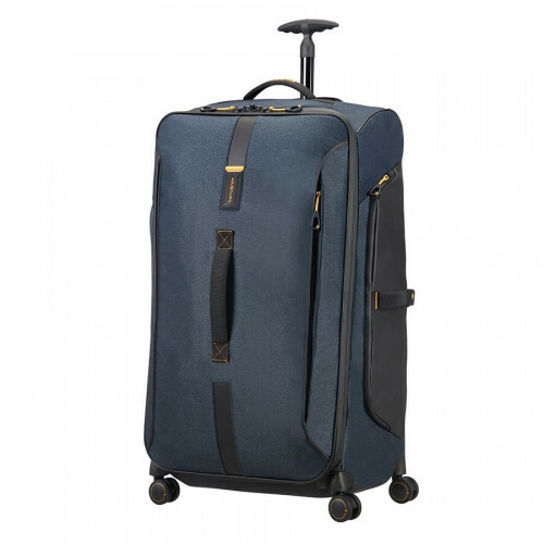 Samsonite PARADIVER LIGHT SPINNER DUFFLE 79, 01N-013 in de kleur 21 jeans blue 5414847807374