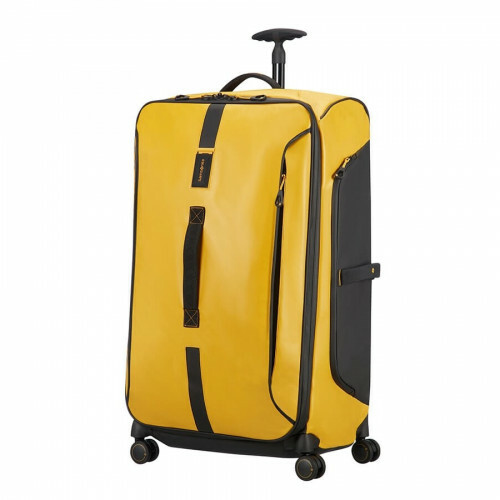 Samsonite PARADIVER LIGHT SPINNER DUFFLE 79, 01N-013 in de kleur 06 yellow 5414847807381