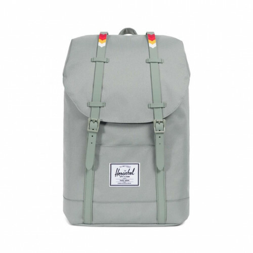 Herschel Supply CLASSICS RETREAT, 10066 in de kleur 02026 shadow-chevron 828432186761