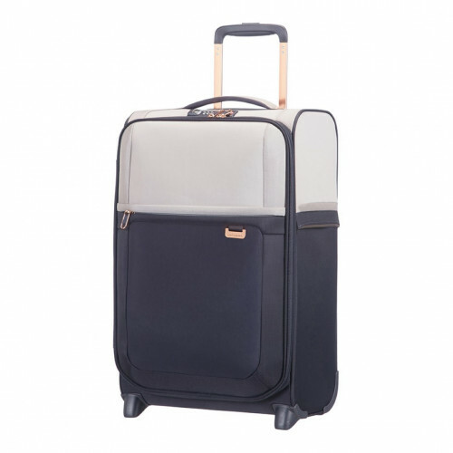 Samsonite UPLITE UPRIGHT 55, 99D-002 in de kleur 02 pearl-blue 5414847670008
