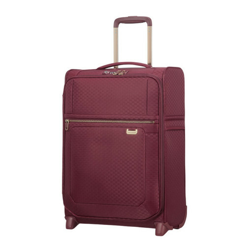 Samsonite UPLITE UPRIGHT 55, 99D-002 in de kleur 10 burgundy-gold 5414847914348