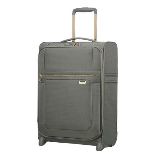 Samsonite UPLITE UPRIGHT 55, 99D-002 in de kleur 14 gunmetal green-gold 5414847914355