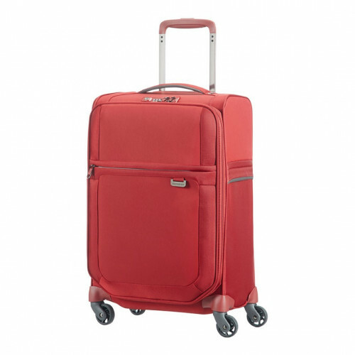 Samsonite UPLITE SPINNER 55 EXP, 99D-005 in de kleur 00 red 5414847670145