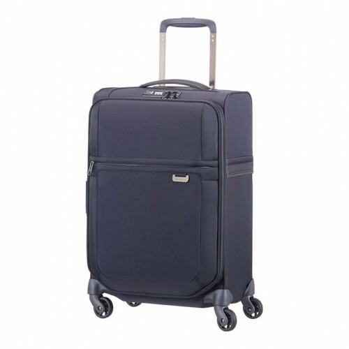 Samsonite UPLITE SPINNER 55 EXP, 99D-005 in de kleur 01 blue 5414847670121