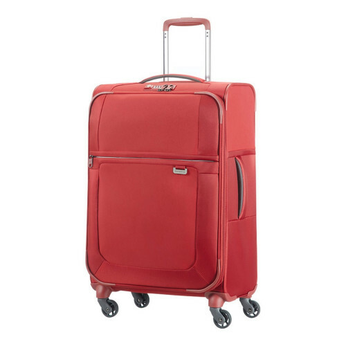 Samsonite UPLITE SPINNER 67 EXP, 99D-006 in de kleur 00 red 5414847670190