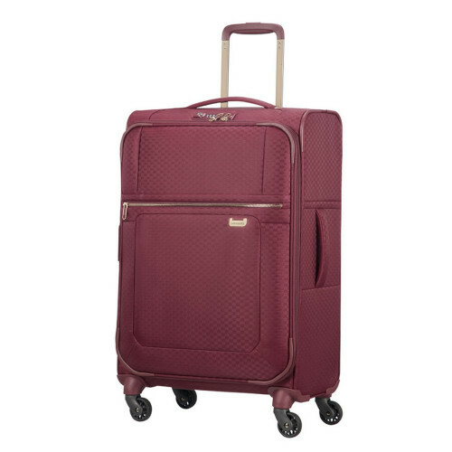 Samsonite UPLITE SPINNER 67 EXP, 99D-006 in de kleur 10 burgundy-gold 5414847914461
