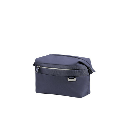 Samsonite UPLITE TOILET CASE, 99D-008 in de kleur 01 blue 5414847725470