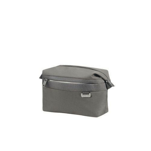 Samsonite UPLITE TOILET CASE, 99D-008 in de kleur 08 grey 5414847725487