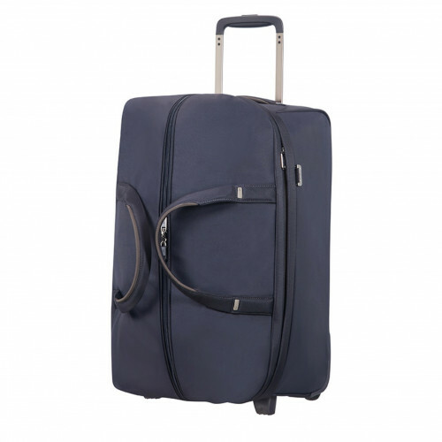 Samsonite UPLITE DUFFLE-WHEELS 55, 99D-012 in de kleur 01 blue 5414847725739